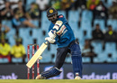 Niroshan Dickwella plays a scoop, South Africa v Sri Lanka, 2nd T20I, Centurion, March 22, 2019
