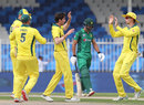 Jhye Richardson made early inroads, Pakistan v Australia, 2nd ODI, Sharjah, March 24, 2019