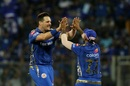 Mitchell McClenaghan picked up two early wickets, Mumbai Indians v Delhi Capitals, Indian Premier League 2019, Mumbai, March 24, 2019