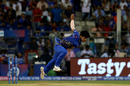 Rasikh Salam lets rip, Mumbai Indians v Delhi Capitals, Indian Premier League 2019, Mumbai, March 24, 2019