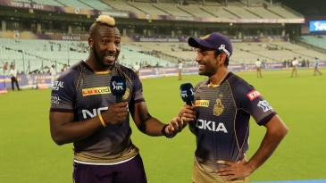 Andre Russell certainly looked in fine form in KKR's IPL 2019 opener