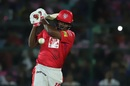 Chris Gayle was at his blistering best after taking his time to get going, Rajasthan Royals v Kings XI Punjab, Indian Premier League 2019, Jaipur, March 25, 2019