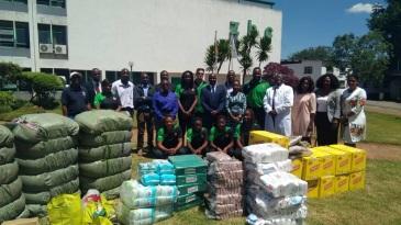 Zimbabwe Cricket's aid efforts for Cyclone Idai