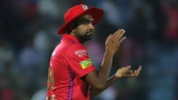 R Ashwin eggs his players on