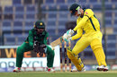 Peter Handscomb was quickly out of the blocks, Pakistan v Australia, 3rd ODI, Abu Dhabi, March 27, 2019