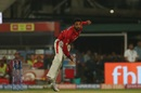 Varun Chakravarthy was taken apart by Sunil Narine in his first over, Kolkata Knight Riders v Kings XI Punjab, Indian Premier League 2019, Kolkata, March 27, 2019