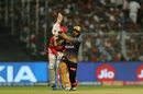 Sunil Narine took 25 runs off Varun Chakravarthy's first over, Kolkata Knight Riders v ings XI Punjab, Indian Premier League 2019, Kolkata, March 27, 2019