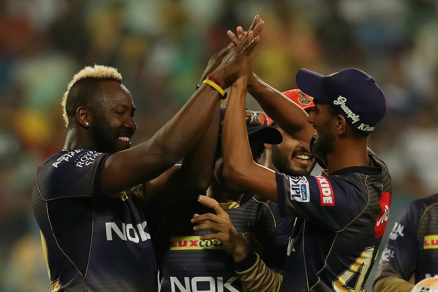 IPL 2019: Match 6, KKR vs KXIP - Twitter Rejoices As Kolkata Knight Riders Script Consecutive Wins 1