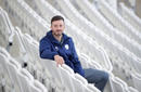 Hampshire captain James Vince at the Ageas Bowl, Southampton