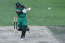 Abid Ali goes for a pull, Pakistan v Australia, 4th ODI, Dubai, March 29, 2019