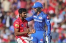 Murugan Ashwin picked up two top-order wickets, Kings XI Punjab v Mumbai Indians, IPL 2019, Mohali, March 30, 2019