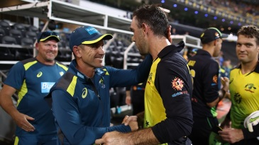 Justin Langer wants Glenn Maxwell to deliver on his talent