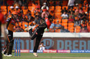 Prayas Ray Barman in his delivery stride, Sunrisers Hyderabad v Royal Challengers Bangalore, IPL 2019, Hyderabad, March 31, 2019