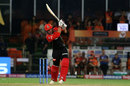 Colin de Grandhomme hits down the ground, Sunrisers Hyderabad v Royal Challengers Bangalore, IPL 2019, Hyderabad, March 31, 2019