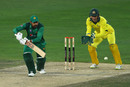 Haris Sohail put up some resistance, 5th ODI, Pakistan v Australia, Dubai International Stadium, March 31, 2019