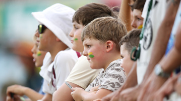 Young fans look on in grim fascination, hoping Test cricket will hurry up and cease to exist already, so they can go back to TikTok