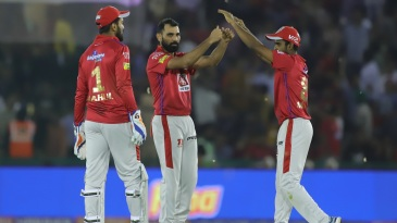 Mohammed Shami turned the game around with Rishabh Pant's wicket