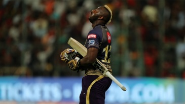Andre Russell reflects on yet another heist