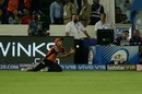 Siddarth Kaul drops a catch to give Rohit Sharma a reprieve, Sunrisers Hyderabad v Mumbai Indians, IPL 2019, Hyderabad, April 6, 2019