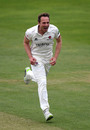 Josh Davey was in the wickets, Somerset v Kent, County Championship, Division One, Taunton, April 7, 2019
