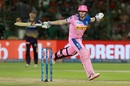 Steven Smith completes a tight run, Rajasthan Royals v Kolkata Knight Riders, IPL 2019, April 7, 2019