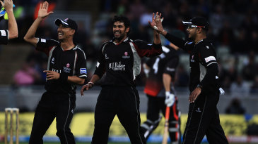 Arul Suppiah holds the record for the best T20 figures - 6 for 5