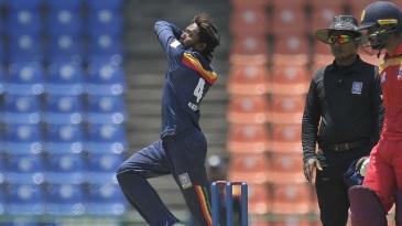 Akila Dananjaya got a five-wicket haul for Colombo