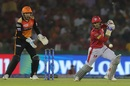 Mayank Agarwal put up an important stand alongside KL Rahul, Kings XI Punjab v Sunrisers Hyderabad, IPL 2019, Mohali, April 8, 2019