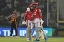 Mayank Agarwal and KL Rahul added 114 for the second wicket, Kings XI Punjab v Sunrisers Hyderabad, IPL 2019, Mohali, April 8, 2019