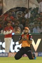 Yusuf Pathan makes a mess of a catch, Kings XI Punjab v Sunrisers Hyderabad, IPL 2019, Mohali, April 8, 2019