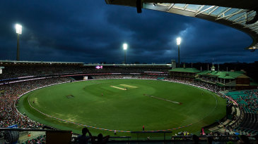 Clouds over the SCG?