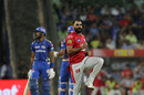Mohammed Shami dismissed both Pandya brothers in the same over, Mumbai Indians v Kings XI Punjab, IPL 2019, Mumbai, April 10, 2019