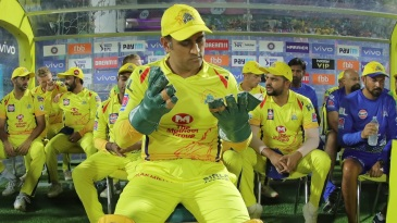 MS Dhoni reflects