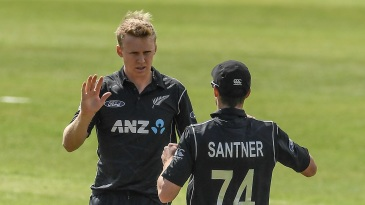 Kuggeleijn and Santner have played together since their school days