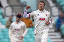 Peter Siddle back in the wickets for Essex, Surrey v Essex, County Championship, Division One, The Oval, April 12, 2019