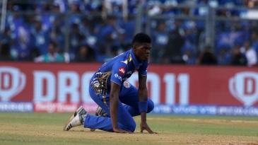 Alzarri Joseph conceded 53 runs in his three overs
