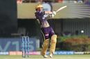 Chris Lynn nails a pull, Kolkata Knight Riders v Chennai Super Kings, IPL 2019, Kolkata, April 14, 2019