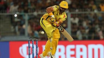 Suresh Raina goes airborne