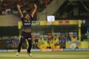 Piyush Chawla appeals for a wicket, Kolkata Knight Riders v Chennai Super Kings, IPL 2019, Kolkata, April 14, 2019