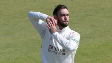 Glenn Maxwell of Lancashire claimed a career-best 5-40 against Middlesex at Lord's