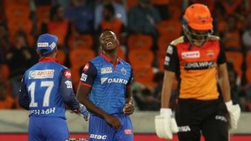 Kagiso Rabada picked up four wickets