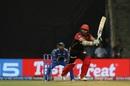 Parthiv Patel flicks into the leg side, Mumbai Indians v Royal Challengers Bangalore, IPL 2019, Mumbai, April 15, 2019