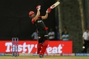 AB de Villiers goes big even as the bottom slips off the handle, Mumbai Indians v Royal Challengers Bangalore, IPL 2019, Mumbai, April 15, 2019