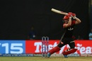 AB de Villiers carves one into the offside, Mumbai Indians v Royal Challengers Bangalore, IPL 2019, Mumbai, April 15, 2019