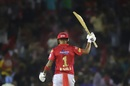 KL Rahul picked up speed after a slow start to hit a half-century, Kings XI Punjab v Rajasthan Royals, IPL 2019, Mohali, April 16, 2019
