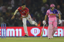 Arshdeep Singh bowls on IPL debut, Kings XI Punjab v Rajasthan Royals, IPL 2019, Mohali, April 16, 2019