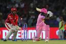 The sweep served Sanju Samson well until R Ashwin sneaked one past him, Kings XI Punjab v Rajasthan Royals, IPL 2019, Mohali, April 16, 2019
