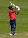 Varun Chopra latches on to a pull, Glamorgan v Essex, Royal London Cup, South Group, Cardiff, April 17, 2019