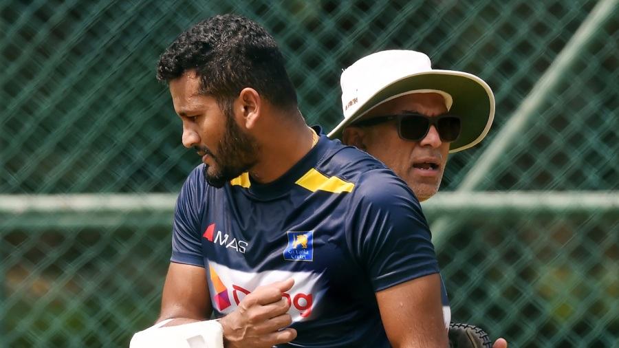 Karunaratne to lead SL in World Cup