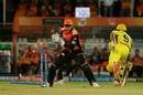 Ambati Rayudu was nearly run out, Sunrisers Hyderabad v Chennai Super Kings, IPL 2019, Hyderabad, April 17, 2019